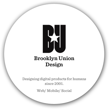 Brooklyn Union Design: Creative Direction, Information Architecture, Visual Design, Usability Testing